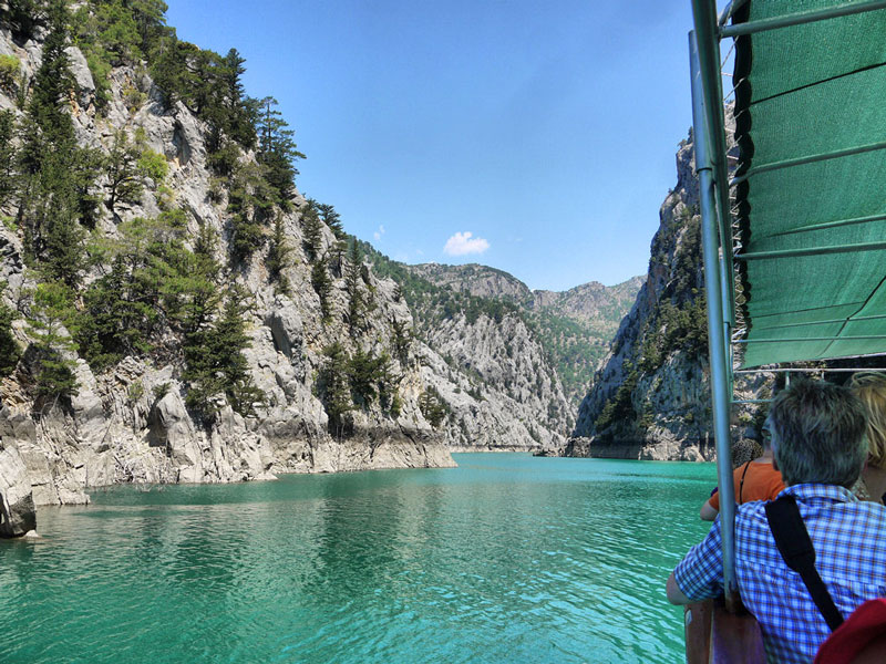 Cruising Through Green Canyon & The Taurus Mountains - Manavgat, Turkey