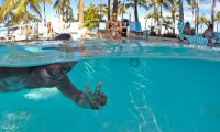 How to Take Half Underwater Split-Shot Photos
