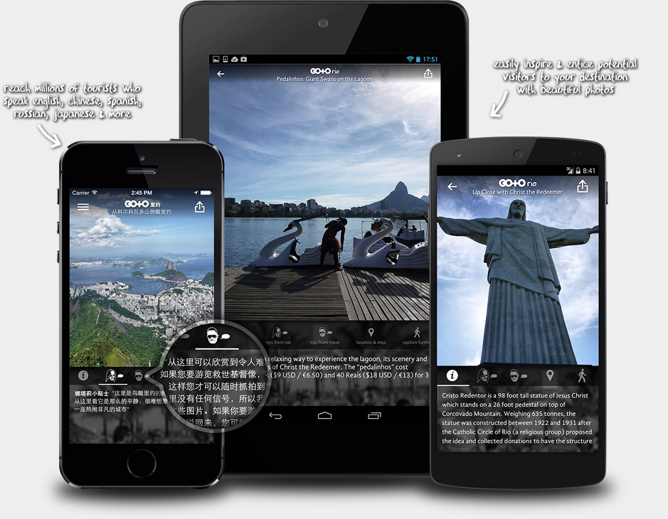 Reasons Why Your Destination Needs a Visual Travel Guide App