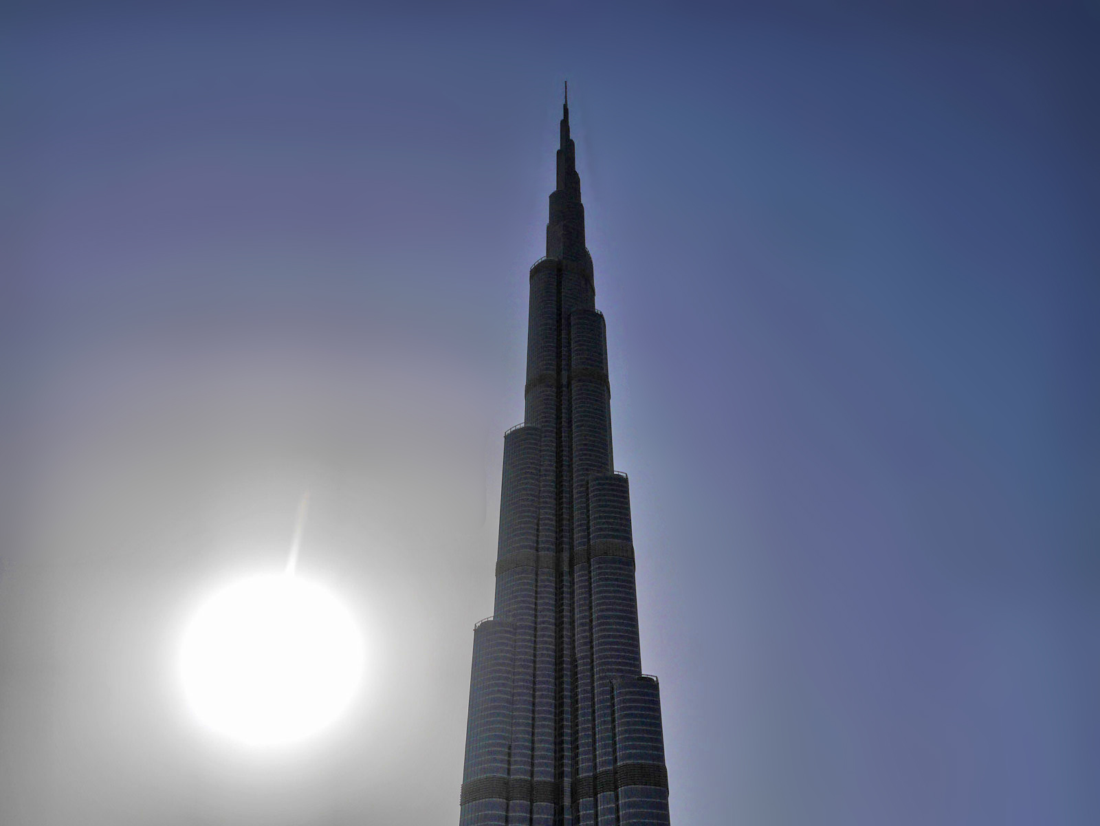 Burj Khalifa: The Tallest Building in The World - Dubai, United Arab Emirates