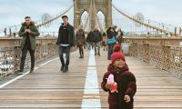 10 Tips for Walking Across Brooklyn Bridge with Kids
