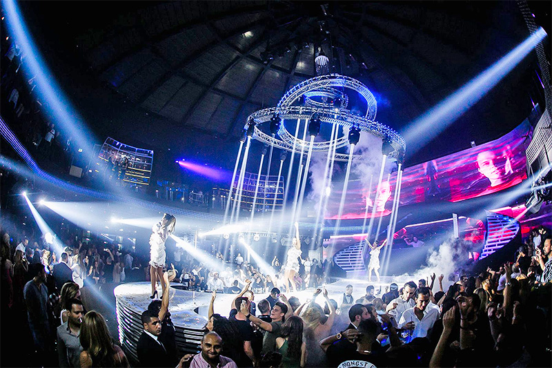 BOA Dubai - An Electrifying Nightclub Elevated Above Dubai on the 32nd Floor of the V Hotel
