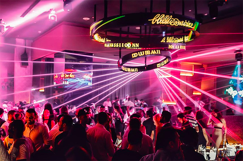 A Rich Nightlife Experience at Billionaire Mansion & Sumosan
