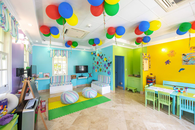 Calypso Kids Club at The Crane Resort - Fun Activities for 4 to 12 Year Olds