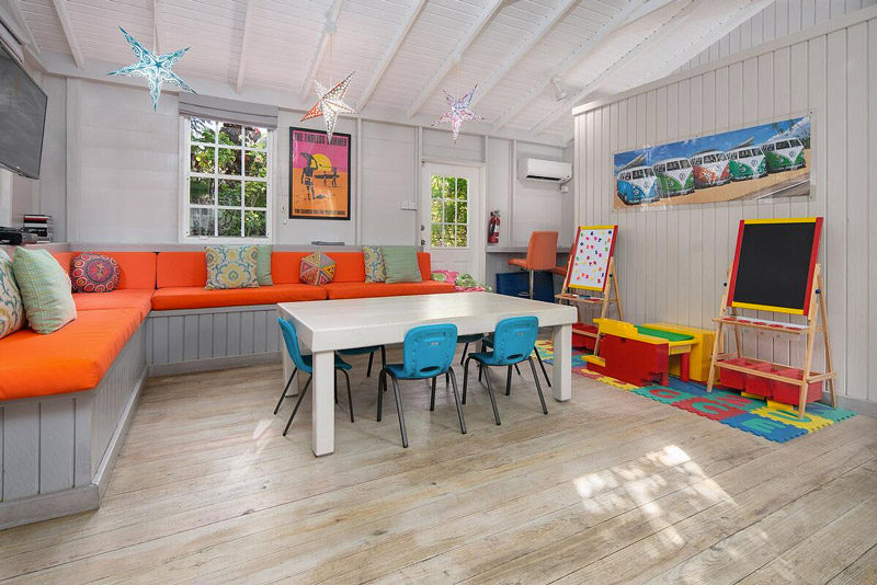 The Kids Club at Sugar Bay Barbados - Tons of Fun for 4 to 12 Year Olds