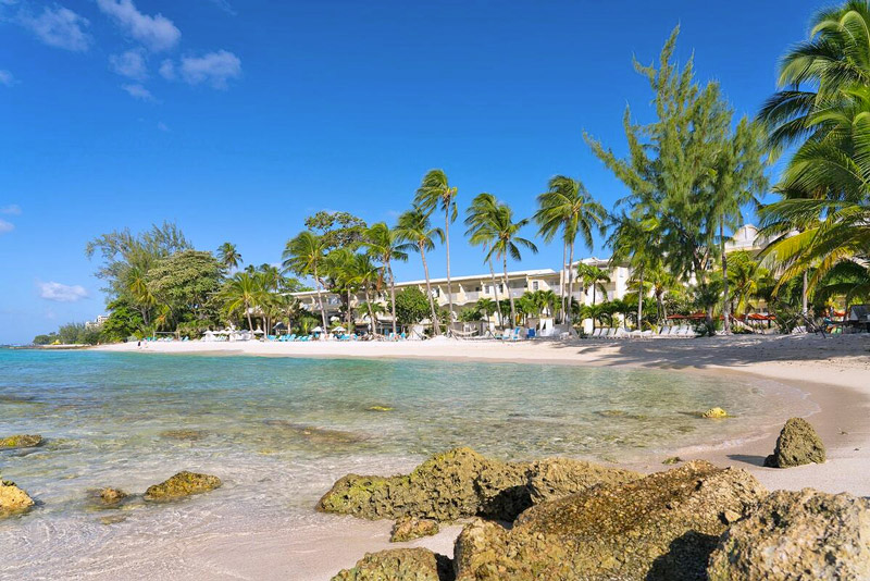 The Sugar Bay Barbados Resort Offers its Guests a Picturesque Beachfront Location