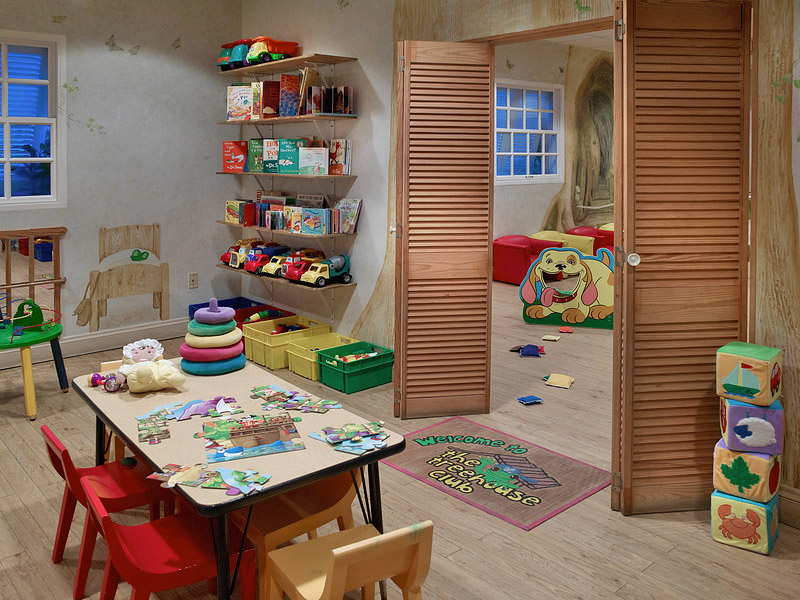 The Treehouse Club at Sandy Lane - Games and Fun Activities for Young Kids and Teens