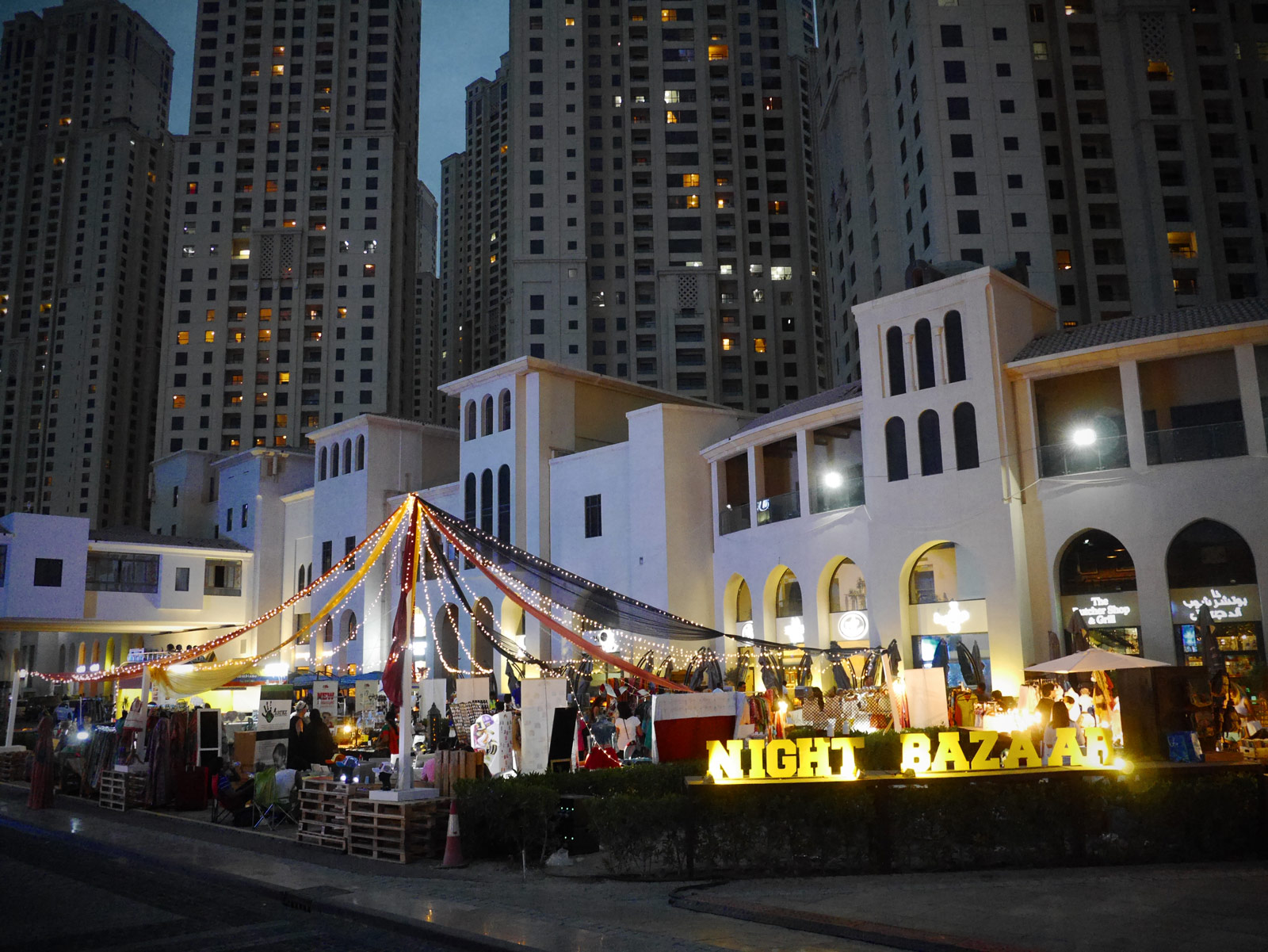 Street Nights DXB: A Colourful Night Market - Dubai, United Arab Emirates