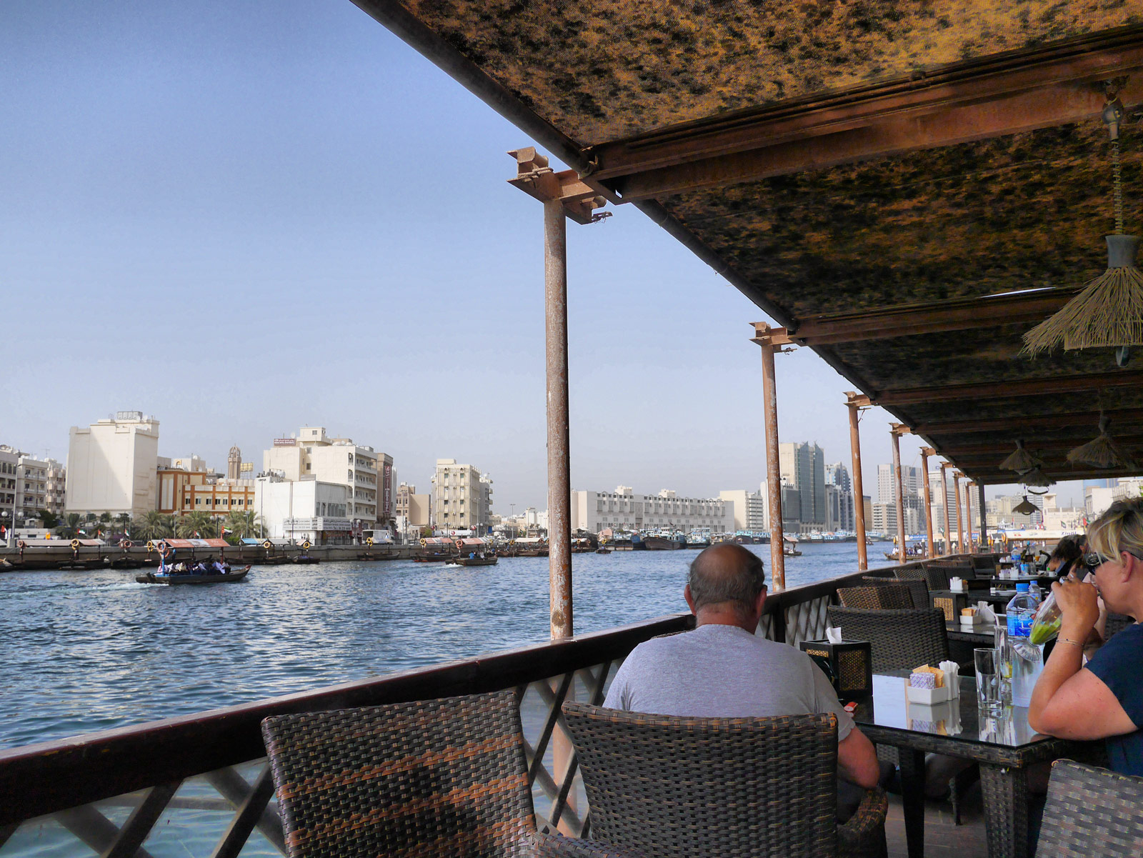 Bayt Al Wakeel: Restaurant With a View - Dubai, United Arab Emirates