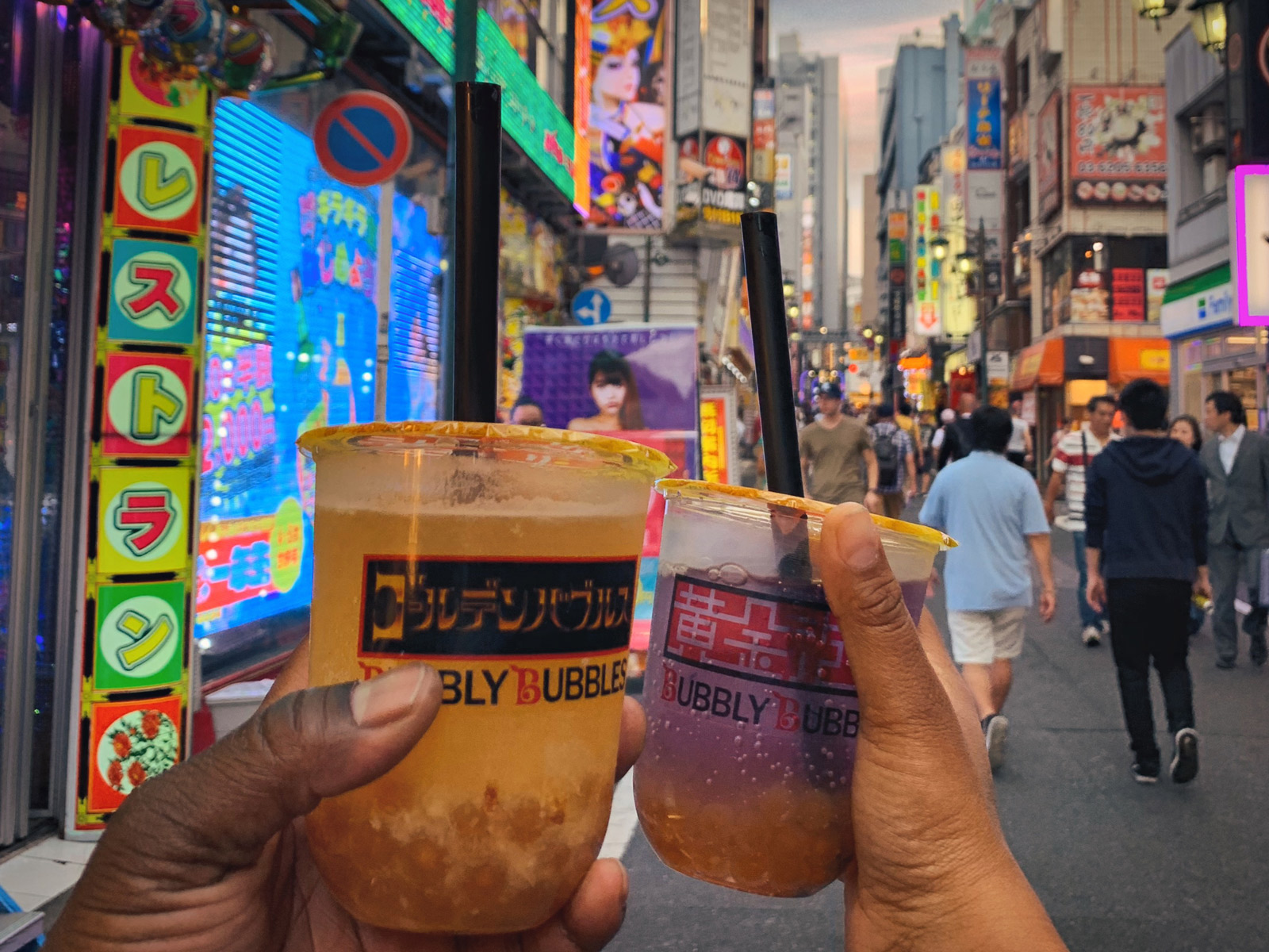 Snap, Crackle, Boba... Experience Popping Candy Bubble Tea - Tokyo, Japan