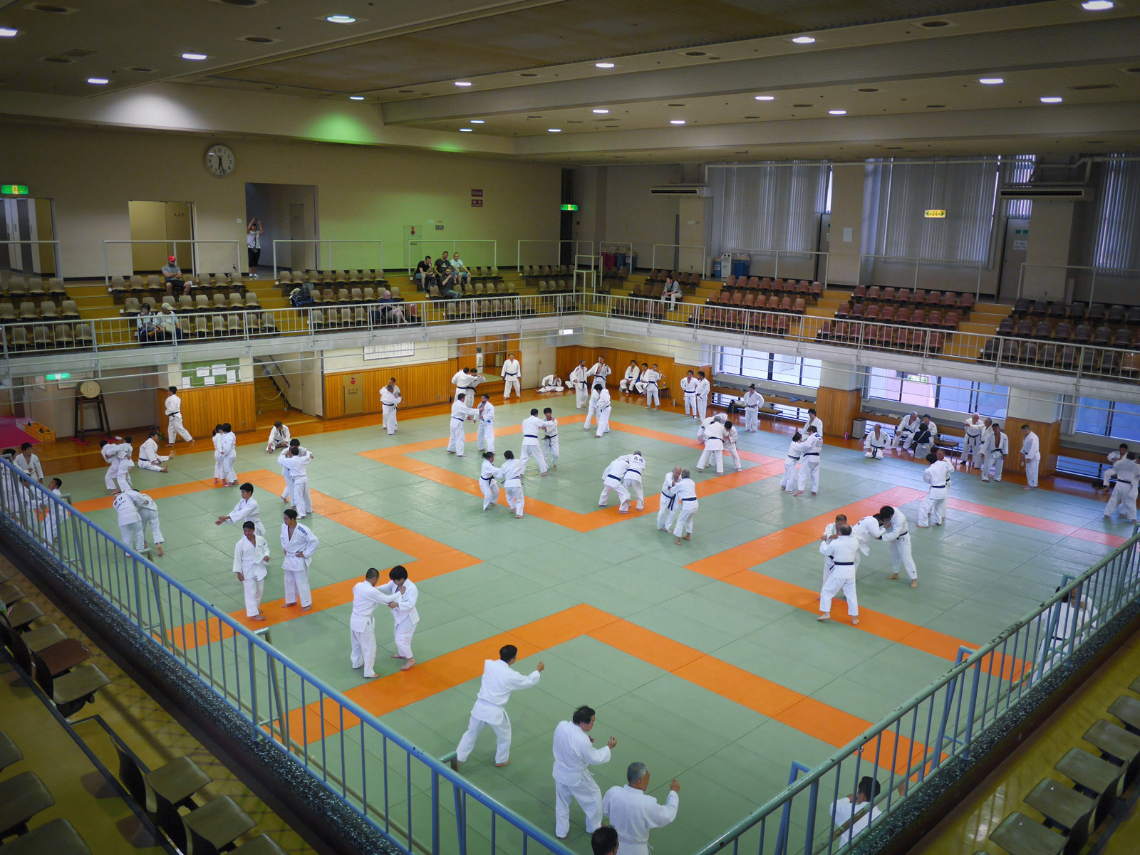 Round 1, Fight! Watch Martial Arts at the Kodokan Judo Institute - Tokyo, Japan