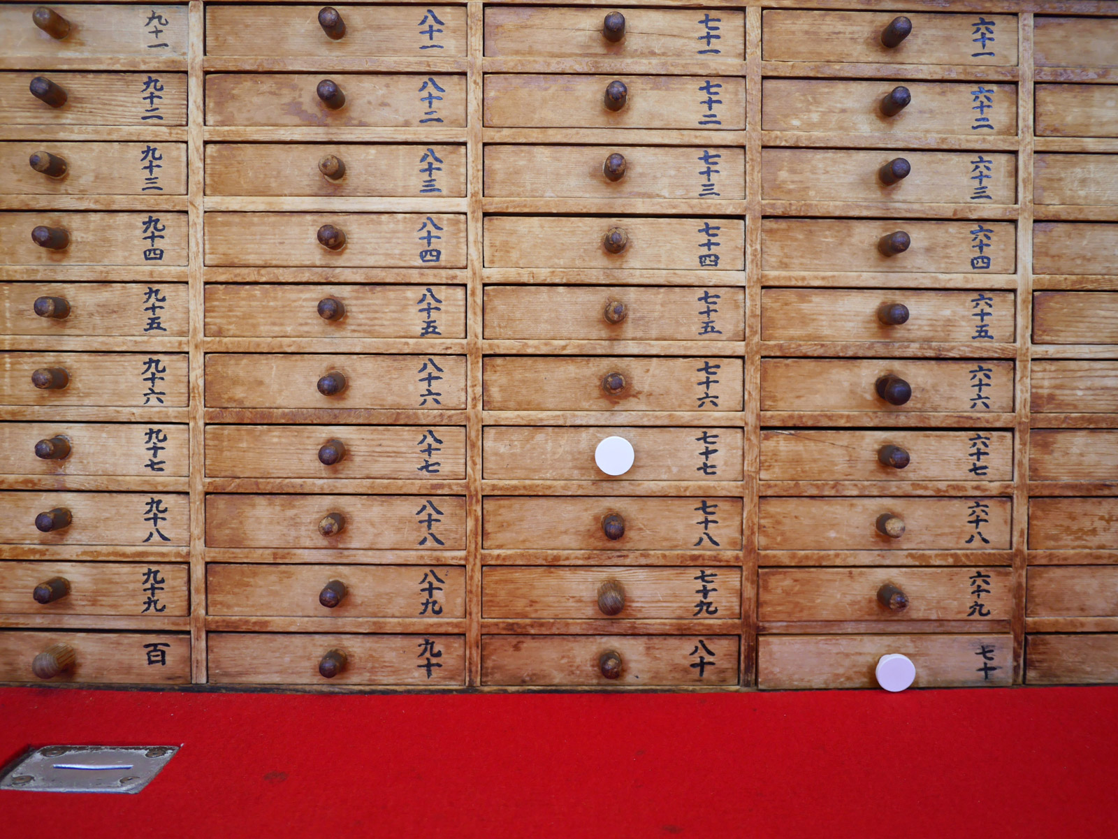 Mystery Draws: Learn Your Future with an Omikuji Fortune - Tokyo, Japan