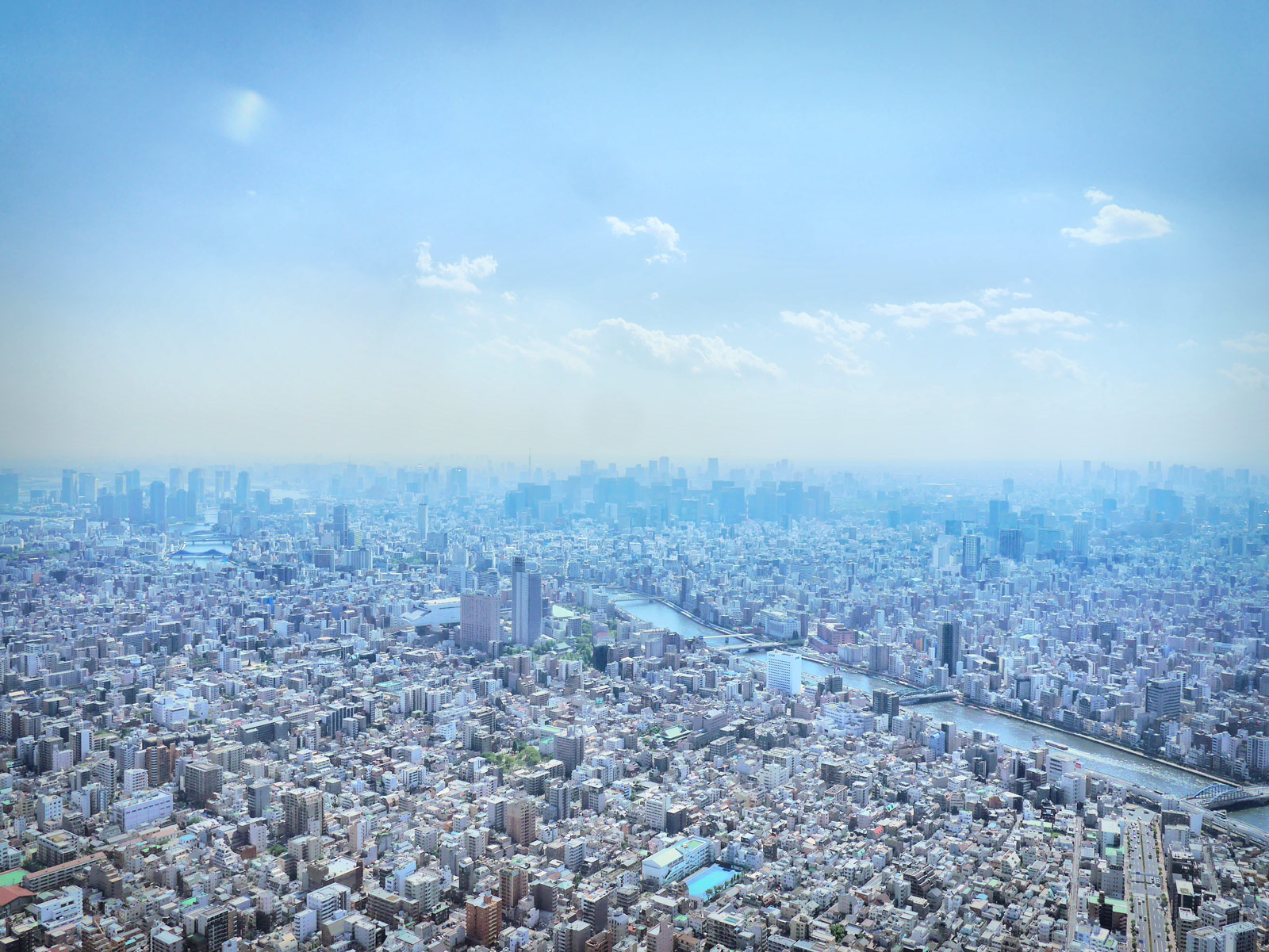 Tokyo Skytree: Enjoy a 360 Degree Panoramic View of the City - Tokyo, Japan