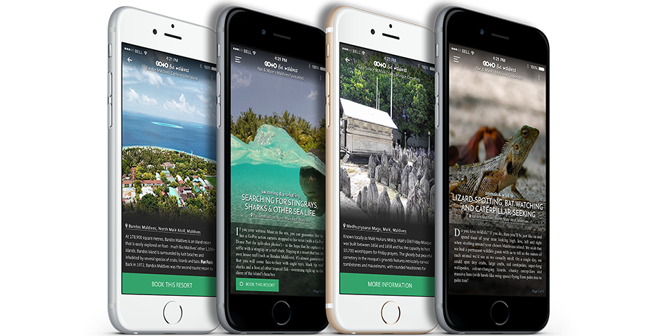 Go To The Maldives: Travel Guide & Things To Do for iPhone, iPad, Apple TV and Android